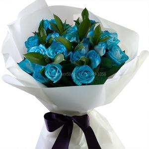 블루장미꽃다발